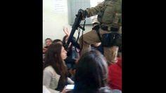 Caso aconteceu na Escola de Educação Básica Irene Stonoga, em Chapecó. Escola faz parte das 1177 escolas ocupadas em todo o país.