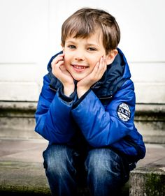 royalwatcher:  The Danish Royal Family released photos of Prince Henrik, son of Prince Joachim and Princess Marie, to mark his 6th birthday, May 4, 2015 (b. May 4, 2009)