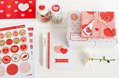 Paper Crafting with Kikki K Stationery - Heart Handmade uk