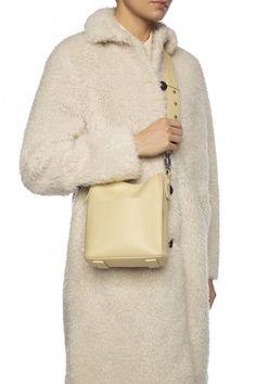 'captain' shoulder bag, zdjęcie 1 Cream White, Shoulder Bag, Bags, Fashion, Handbags, Moda, Fashion Styles, Shoulder Bags, Fashion Illustrations