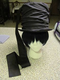 Undertaker's hat finished by HavenRelis