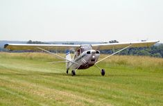 The Joy of Soft Fields - why student pilots shouldn't fear these maneuvers. http://learntoflyhere.com/2014/10/30/joy-soft-fields/