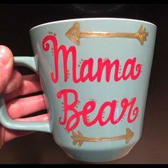 A personal favorite from my Etsy shop https://www.etsy.com/listing/225902468/papa-bear-mama-bear-coffee-mugs-single