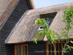 Conservation Rooflights, Thatched Roof.