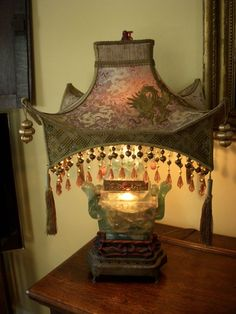 Victorian Lampshades Vintage Custom Lamp Shades   For Mom | Design  Inspiration   Friends U0026 Family | Pinterest | Victorian, Lampshades And Beads