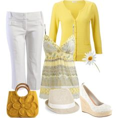 """""""Summer"""" by stefani-nelson on Polyvore"""
