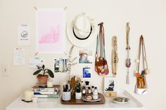 How Janette Yost of San Francisco shares her room with her daughter.