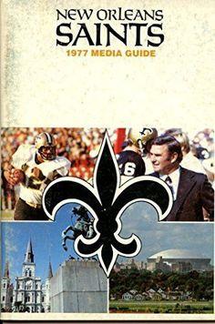1977 New Orleans Saints Media Guide