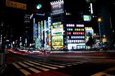 Nishi-Shinjuku by mst47, via Flickr