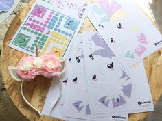 {Celebrate} Un anniversaire licorne DIY! Diy, Printables, Celebrities, Party, Gaming, Birthdays, Children, Celebs, Bricolage