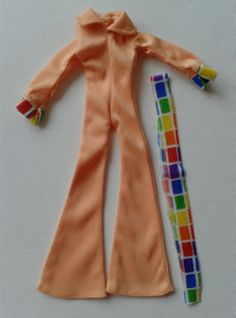 Cher Mego Farrah Superstar Doll Clothes Jumperoo Outfit. 1970s 14.99