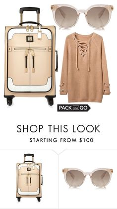 """Safari"" by andra-andu ❤ liked on Polyvore featuring River Island"