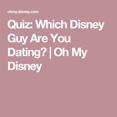 are you dating a man or a boy quiz