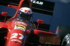 Alain Prost F642 1991