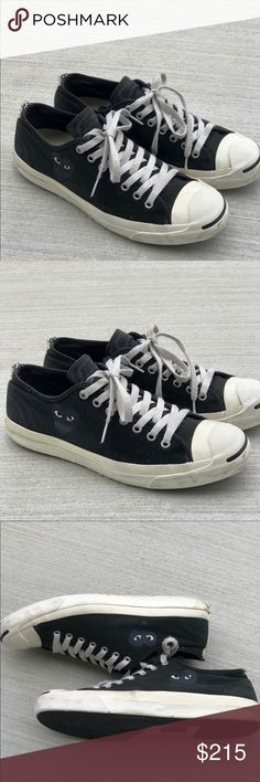 Jack Purcell Comme des Garcons CDG Play 10M  11.5W Good condition. All flaws 3da48e4d0