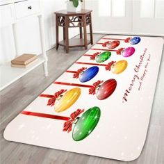 Large Area Rugs Of Bathroom Essential Fashion Shop Online Christmas Rugs, Christmas Balls, Trendy Colors, Vivid Colors, Large Area Rugs, Rug Runner, Rugs On Carpet, Decorating Tips, Room Decor