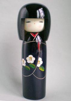 Japanese Creative Kokeshi Doll Nagomi BY Miyakawa