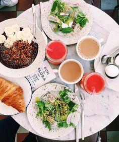 A Food Crawl Through the Williamsburg of Stockholm - Café Pom & Flora
