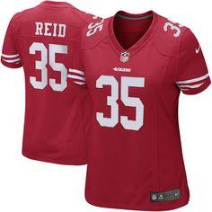 a476e59ae Eric Reid San Francisco 49ers Nike Women s Limited Jersey - Scarlet