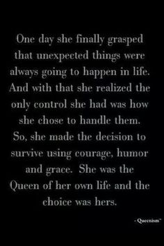 We are perfectionists. We will never have full control over our lives. But heads held up high, INFJs. We are the queens and kings of what happen. Nothing can overcome us. #INFJ #MBTI