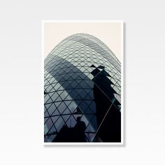 London Print Gherkin Print London Photography by PatiHomeDecor