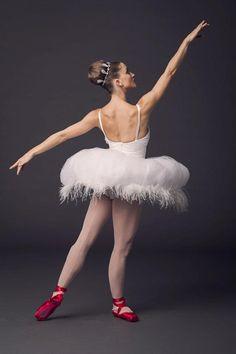Ashley Bouder in Valentino at New York City Ballet