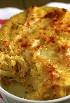 Baked Butternut Squash & Ziti