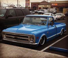1968 SWB Chevy truck