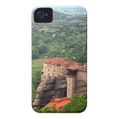 Meteora – Thessaly iPhone 4 Case