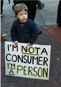 not a consumer