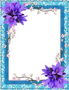 Boarder Designs, Frame Border Design, Photo Frame Design, Flower Background Design, Flower Background Wallpaper, Flower Backgrounds, Rose Frame, Flower Frame, Multi Picture Frames
