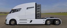 Nikola's Futuristic Hydrogen-Powered Semi Is 100% Emissions Free https://futurism.com/nikolas-futuristic-hydrogen-powered-semi-is-100-emissions-free/?utm_campaign=coschedule&utm_source=pinterest&utm_medium=Futurism&utm_content=Nikola%27s%20Futuristic%20Hydrogen-Powered%20Semi%20Is%20100%25%20Emissions%20Free