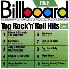 Billboard Top Rock'n'Roll Hits: 1968 - Wikipedia, the free ...