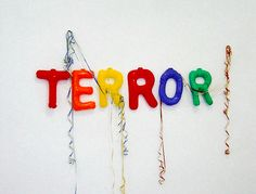 "Marc Bijl // The Party is Over // ""Terror"""