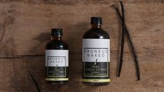Bruneus Naked Vanilla on Packaging of the World - Creative Package Design Gallery
