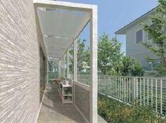 スマーレ サイドオープン 腰パネル Decor, Outdoor Decor, Room, House, Terace, Home, Windows, Canopy, Balcony