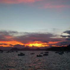 #sunrise #spain #cantabria