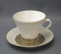 Arabia, Hohto, Raija Uosikkinen Coffee Cups, Tea Cups, Kitchenware, Tableware, Nostalgia, High Tea, Bone China, Cup And Saucer, Metallica