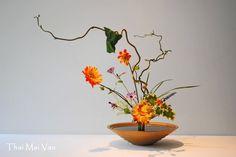 Style Rikka Shimputai - Art floral Ikebana