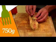 Comment éveiner un foie gras cru ? - 750 Grammes - YouTube