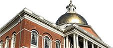 Massachusetts State House- See where state government holds meetings and hearings, and learn more about your new home
