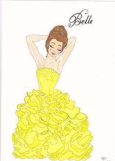 Belle is awesome!!! <3 love her so much!