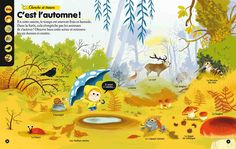 Les 4 saisons on Behance