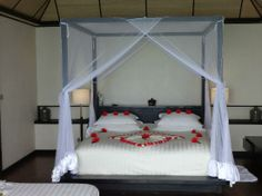 Lily Beach Resort & Spa: Camera da letto