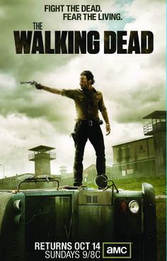 The Walking Dead Season 3 Poster :: subdivx