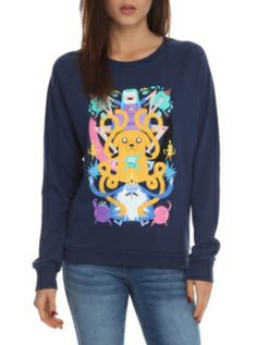 Adventure Time Merchandise: Backpacks, Shirts More! Adventure Time Merchandise, Adventure Time Clothes, Estilo Geek, Ss15 Trends, Adveture Time, Casual Street Style, Looks Cool, Printed Leggings, Hot Topic