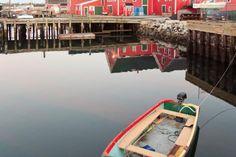 Hafen von Lunenburg am Morgen. #merianlovescanada
