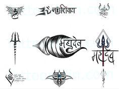 Lord Shiva Mahadev Tattoo Designs, Om Namah Shivai Tattoo Designs, Trishul Tattoo Designs to have symbol of spiritual connection. Hand Tattoos, Hand Tattoo Images, Om Tattoos, Tatoos, Om Trishul Tattoo, Trishul Tattoo Designs, Hamsa Tattoo Design, Shiva Tattoo Design, Small Dope Tattoos