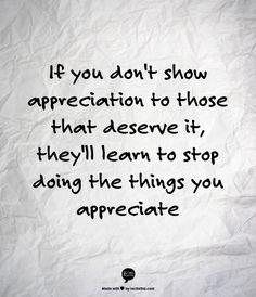 Appreciation Quotes | 58 Best Appreciation Quotes Images Appreciation Quotes Great