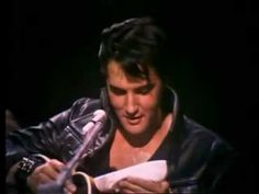 Elvis Presley - Santa Claus Is Back In Town & Blue Christmas--Can't have Christmas without the King.